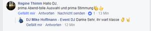 Erfahrung DJ Mike Hoffmann