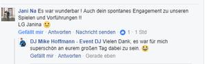 Erfahrung DJ Mike